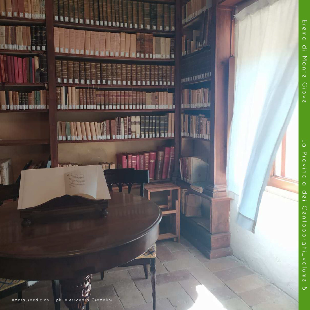 Biblioteca Sala Antica_Monte-Giove
